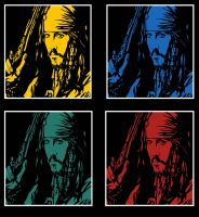 Jack Sparrow by RetardMessiah