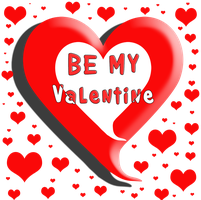 Be My Valentine by Joe-Lynn-Design