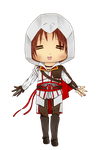 [AC+APH] Italy Cosplays Ezio by sonicgeek22