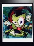 Invader Zim by Lafizafi