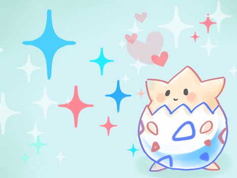 Togepi! by Imouto-Thi