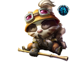 Teemo Badger by Sikk408