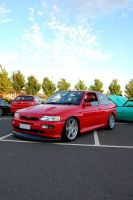 escort cosworth by shaggly