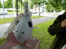 Daivid the unicorn! by Aderinaz