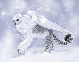 Northern Gryphon by VolatileFortune