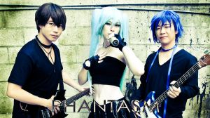 Vocaloid - Phantasm by ImMuze