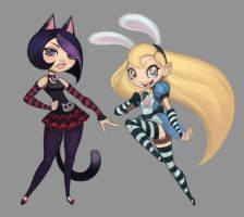 Tofugirls02 by Lonewingy