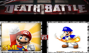 Clash Of The Marios by katomatic22
