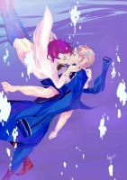 APH: Drowning by LunaticRoseX