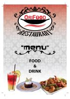 Cover Menu by Lhale
