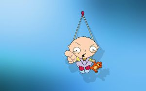 High Deff Stewie by mikehandsdown