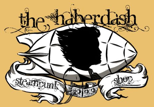 The Haberdash - Steampunk Shop by theseareourforests