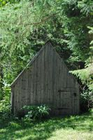 small shed 4 by LucieG-Stock