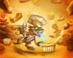Merfles Munchies by The-SixthLeafClover
