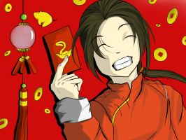 Chinese new year by Chemegou