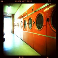 Holga Laundry by evanjacobs