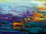 colorful Contemporary by rafi talby by RT3D