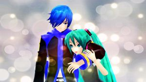 Love and Hate (Kaito x Miku fanfic) by jrikkocabatasedit