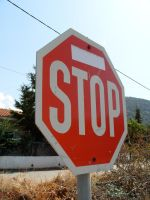 Stop CLose Up by StooStock