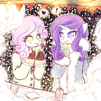 End of Christmas by Mesperal