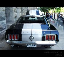 Ford Mustang GT by Rixou