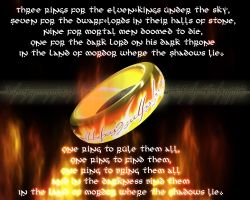 The One Ring by Jeff-Destroy
