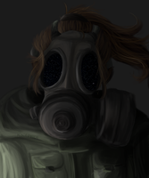 get out of here, stalker! by MisiaPanda