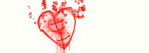 My Broken and Stiched Heart by Hannah-Needle