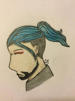 More Hanzo by Luffy117