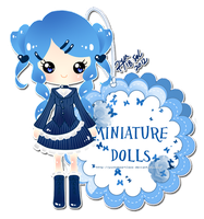 Adoptable Miniature Doll #1 by YuikoHeartless