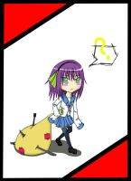 Yurippe Angel Beats by Neko-Rinz
