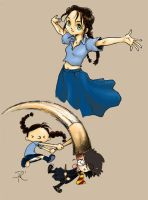 Mildred Hubble:The Worst Witch by GummyGumBeat