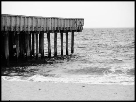 Buckroebeach explore buckroebeach on deviantart for Buckroe beach fishing pier