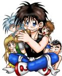 Flame of Recca vs Yakitate by DarkAgit