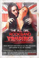 All Girl Vamps Poster  IDP 06 by RadActPhoto
