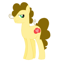 Romano Pony In Accurate MLP Style : Updated by AskPonyRomano