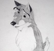 Balto by tailsxo