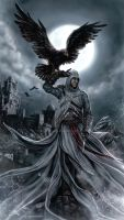 Altair - Animus Eagle by KejaBlank