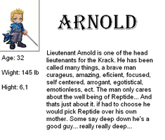 Arnold by Serpent1212
