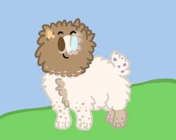 Chow chows are so poofy :3 by CursedFire