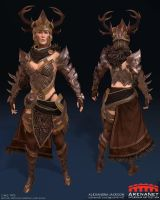 ArenaNet Intership 2014 beauty by Alemja