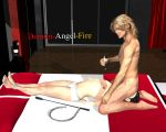 S03042 Anthony's Ass Worshipped by Demon-Angel-Fire