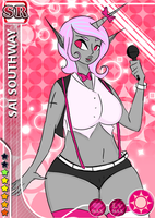 ~Sai Super Rare Smile Card~ by ZekroRaptor