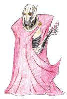 General Grievous- Christmas 06 by Kweh-chan