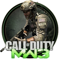 Modern Warfare 3 icon 2 by OutlawNinja
