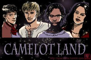 Starlight Camelot Land by aureliebm