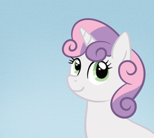 Sweetie belle by catlover1672