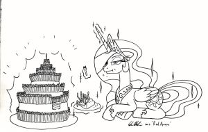Happy Birthday from Discord by RedApropos