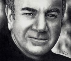 Neil Diamond - Solitary Man by Rick-Kills-Pencils