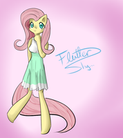Fluttershy by ChiakiTasso